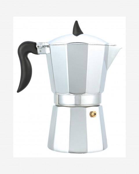 Kaiserhoff Espressokocher Kaffeekocher für 6 Tassen